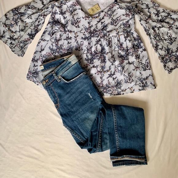ZARA Jeans, Size 2